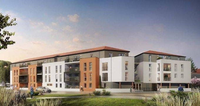 Achat / Vente programme immobilier neuf Bouaye centre-ville résidence seniors (44830) - Réf. 5950