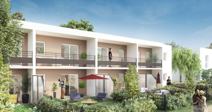 Achat / Vente programme immobilier neuf Bouaye proche centre (44830) - Réf. 3749