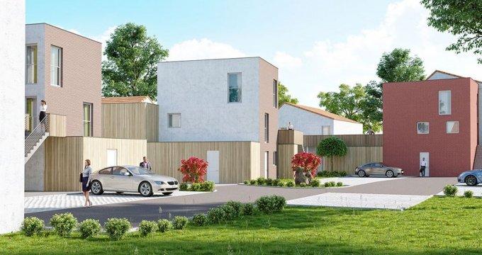 Achat / Vente programme immobilier neuf Bouaye proche centre (44830) - Réf. 3521