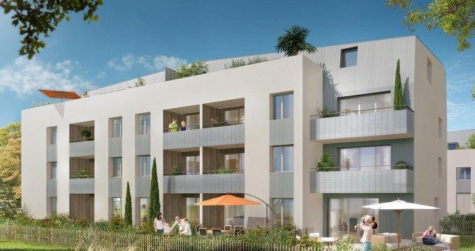 Achat / Vente programme immobilier neuf Bouguenais aux portes de Nantes (44340) - Réf. 2397