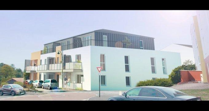 Achat / Vente programme immobilier neuf Indre proche centre commercial Atlantis (44610) - Réf. 1332