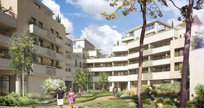 Achat / Vente programme immobilier neuf La Baule-Escoublac centre-ville (44500) - Réf. 86