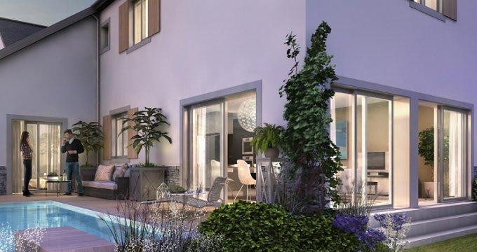 Achat / Vente programme immobilier neuf La Baule-Escoublac proche bourg historique (44500) - Réf. 5535