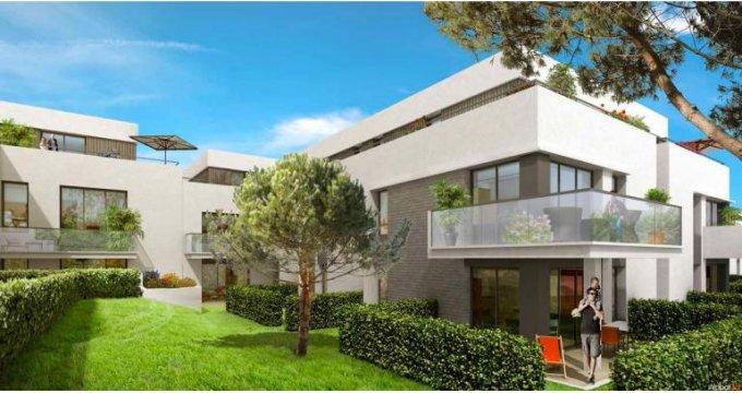 Achat / Vente programme immobilier neuf La Baule-Escoublac quartier des Salines (44500) - Réf. 2336