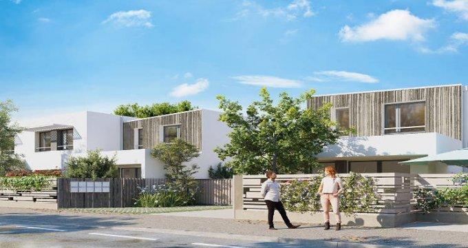 Achat / Vente programme immobilier neuf La Turballe à quelques pas de la plage (44420) - Réf. 5687