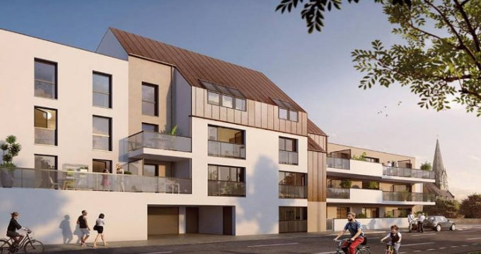 Achat / Vente programme immobilier neuf Les Sorinières proche toutes commodités (44840) - Réf. 4909