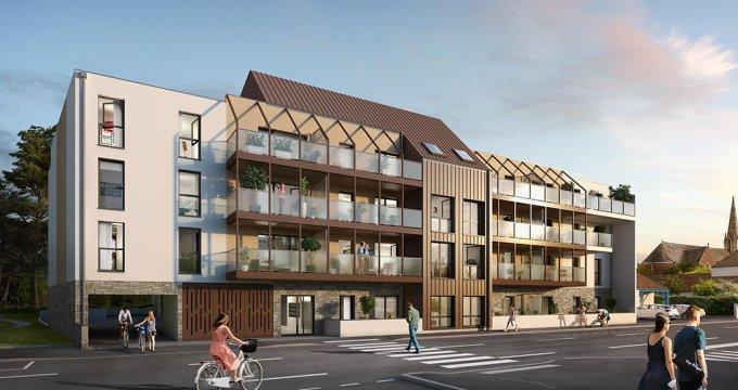 Achat / Vente programme immobilier neuf Les Sornières centre-ville (44840) - Réf. 2162