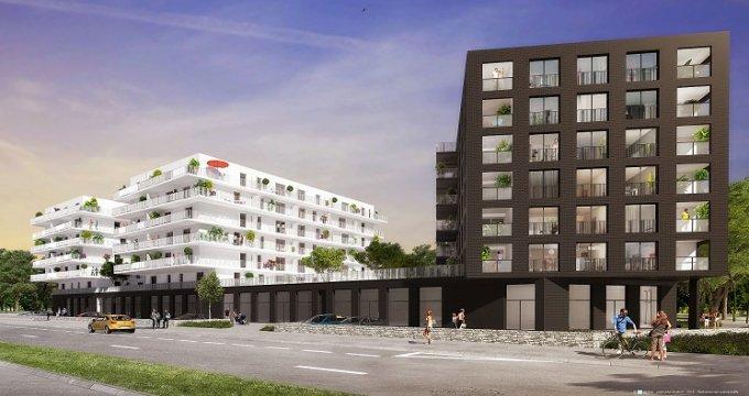 Achat / Vente programme immobilier neuf Nantes Beaujoire (44000) - Réf. 1524