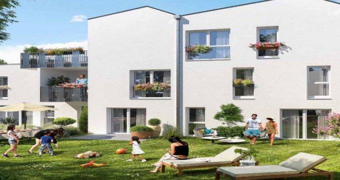 Achat / Vente programme immobilier neuf Nantes cœur quartier Halvêque-Beaujoire-Ranzay (44000) - Réf. 4930