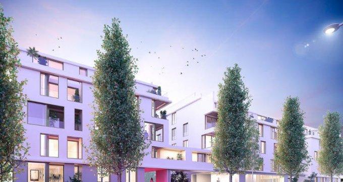 Achat / Vente programme immobilier neuf Nantes proche Parc de La Gaudinière (44000) - Réf. 2573