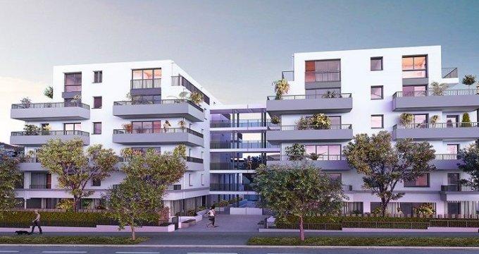 Achat / Vente programme immobilier neuf Nantes proche parc floral de la Beaujoire (44000) - Réf. 1630