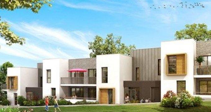 Achat / Vente programme immobilier neuf Nantes quartier Félix Faure (44000) - Réf. 132