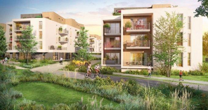 Achat / Vente programme immobilier neuf Nort-sur-Erdre proche du port (44390) - Réf. 5823