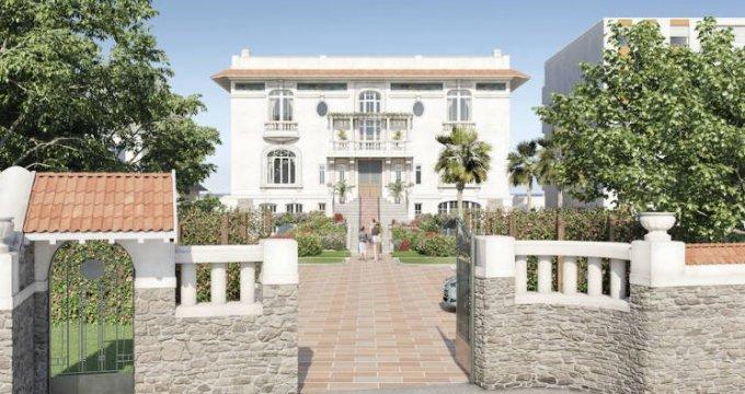Achat / Vente programme immobilier neuf Pornichet en bord de plages (44380) - Réf. 4768