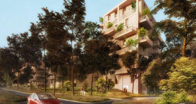 Achat / Vente programme immobilier neuf Saint-Herblain aux portes de Nantes (44800) - Réf. 2771