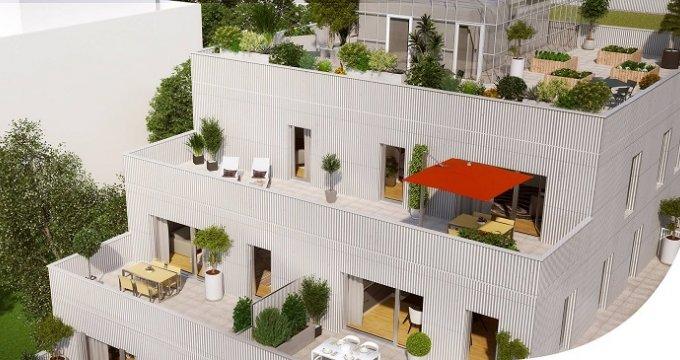 Achat / Vente programme immobilier neuf Saint Herblain proche Chronobus et commerces (44800) - Réf. 2567