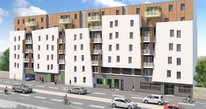 Achat / Vente programme immobilier neuf Saint-Herblain proche quartier Joli Mai (44800) - Réf. 887