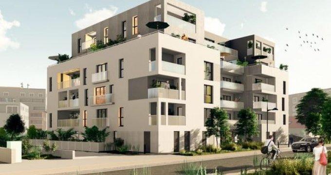Achat / Vente programme immobilier neuf Saint-Herblain quartier Romanet (44800) - Réf. 3756