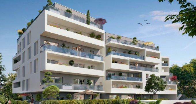 Achat / Vente programme immobilier neuf Saint-Nazaire à proximité immédiate des commodités (44600) - Réf. 2186