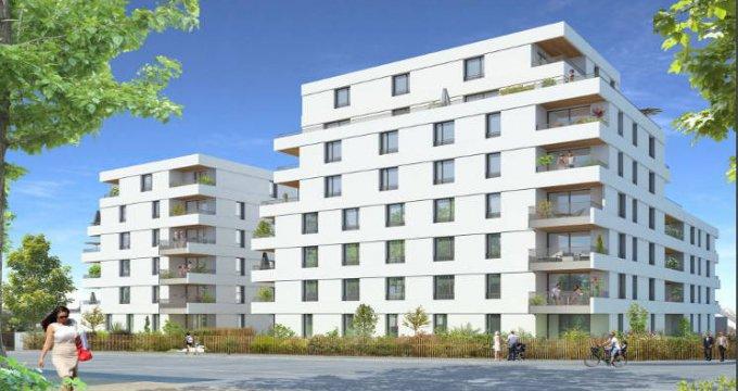 Achat / Vente programme immobilier neuf Saint-Nazaire proche centre (44600) - Réf. 5656
