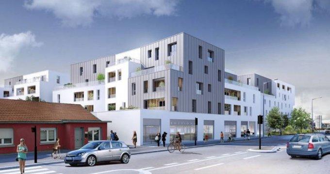 Achat / Vente programme immobilier neuf Vertou à 10 minutes du centre de Nantes (44120) - Réf. 4055