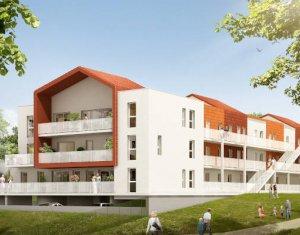 Achat / Vente programme immobilier neuf Bouguenais coeur de ville (44340) - Réf. 5287