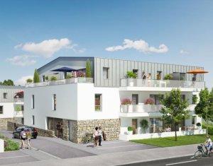 Achat / Vente programme immobilier neuf Carquefou centre-ville (44470) - Réf. 1068