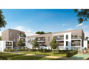 Achat / Vente programme immobilier neuf Clisson proche centre (44190) - Réf. 970