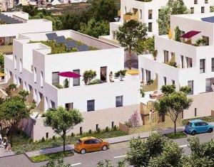 Achat / Vente programme immobilier neuf Couëron à deux pas du centre dans cadre calme (44220) - Réf. 1467