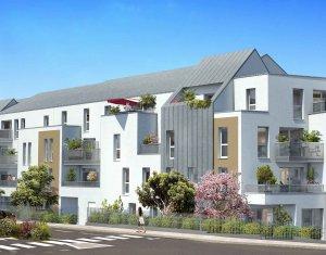 Achat / Vente programme immobilier neuf Couëron centre bourg (44220) - Réf. 589