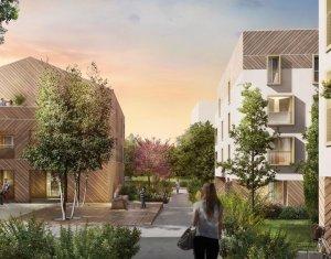 Achat / Vente programme immobilier neuf Couëron dans un environnement boisé à 3 minutes du centre (44220) - Réf. 4062