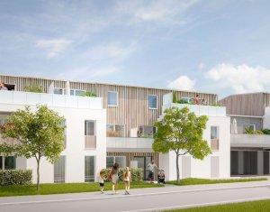 Achat / Vente programme immobilier neuf Couëron proche mairie (44220) - Réf. 1562