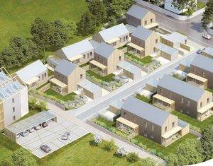 Achat / Vente programme immobilier neuf Couëron quartier la Chabossière, proche commerces (44220) - Réf. 3153