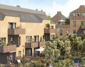 Achat / Vente programme immobilier neuf Guérande à 300 mètres des remparts (44350) - Réf. 5653