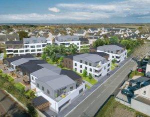 Achat / Vente programme immobilier neuf Guérande à deux pas des remparts (44350) - Réf. 5636