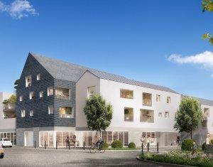 Achat / Vente programme immobilier neuf Haute-Goulaine centre-ville (44115) - Réf. 2634