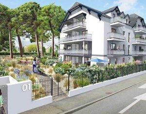 Achat / Vente programme immobilier neuf La Baule Escoublac quartier des Villas (44500) - Réf. 2332
