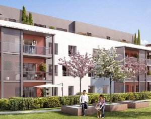 Achat / Vente programme immobilier neuf La Chapelle-sur-Erdre proche du centre (44240) - Réf. 1279