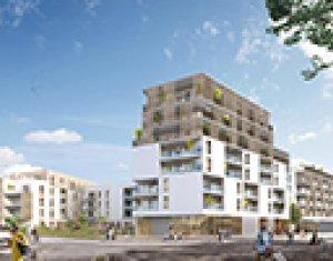Achat / Vente programme immobilier neuf Nantes au cœur du quartier de la Perverie (44000) - Réf. 4027