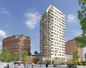 Achat / Vente programme immobilier neuf Nantes au cœur du quartier Euronantes (44000) - Réf. 4054