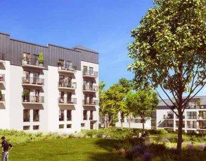 Achat / Vente programme immobilier neuf Nantes en centre-ville (44000) - Réf. 2451