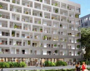 Achat / Vente programme immobilier neuf Nantes proche centre commercial Beaulieu (44000) - Réf. 2102