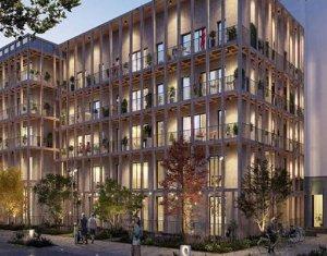 Achat / Vente programme immobilier neuf Nantes proche de la place de la République (44000) - Réf. 5956
