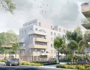 Achat / Vente programme immobilier neuf Nantes proche parc de la Chantrerie (44000) - Réf. 3202