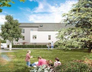 Achat / Vente programme immobilier neuf Nantes quartier Breil-Barberie (44000) - Réf. 3900
