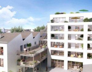 Achat / Vente programme immobilier neuf Nantes quartier de la Création (44000) - Réf. 3924