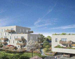 Achat / Vente programme immobilier neuf Nantes quartier Doulon-Bottière (44000) - Réf. 5648