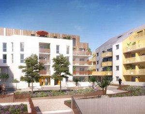 Achat / Vente programme immobilier neuf Nantes quartier gare/Dalby (44000) - Réf. 3491