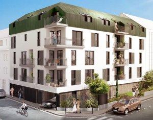 Achat / Vente programme immobilier neuf Nantes quartier Grillaud (44000) - Réf. 1341
