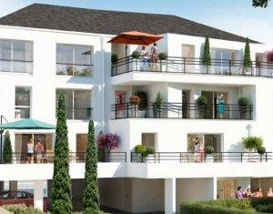 Achat / Vente programme immobilier neuf Nantes quartier hippodrome (44000) - Réf. 3560